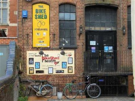 Bike Shed Theatre Exeter by Bike Shed Theatre Bar Exeter Whatpub