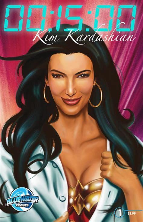 biography kim kardashian book kim kardashian s love life gets its own bio comic book