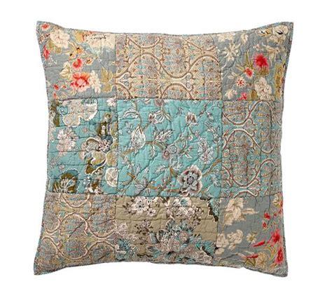 Neena Patchwork Quilt - neena patchwork quilt sham pottery barn