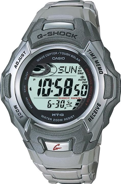 casio s g shock stainless mtg900da 8v actual