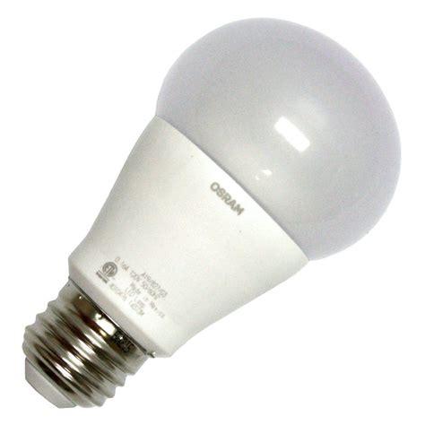 Sylvania Led Light Bulbs Sylvania 78214 Led8a19 Dim Se 830 A19 A Line Pear Led Light Bulb Elightbulbs