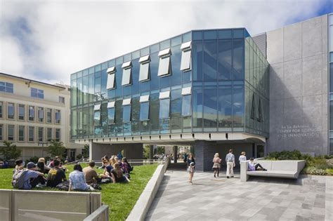 Of San Francisco Mba by Interstice Architects 187 Usf Center For Science And