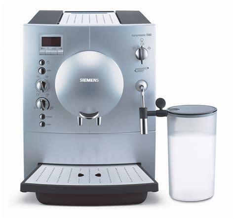 Siemens TK 68001 Surpresso S60 ? My online store