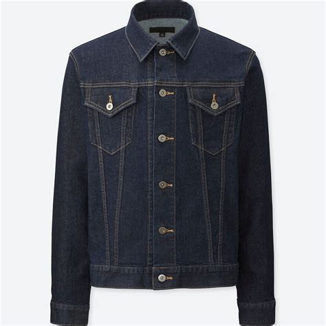 Jaket Denim Uniqlo Uniqlo Jaket Denim
