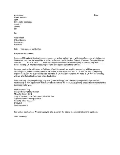 sample invitation letter uk visitor visa application