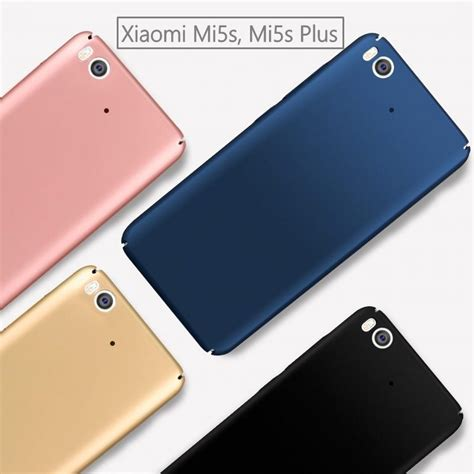 Hardcase Protection Xiaomi Mi 5 lephee for xiaomi mi5s plus for xiaomi mi5s mi 5s pc matte back phone cover xiomi
