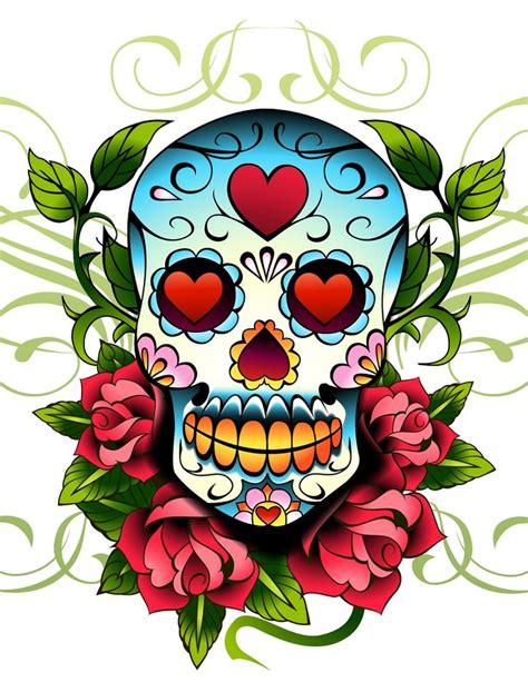 sugar skull candy skull day sugar skull dia de los muertos sugar skulls