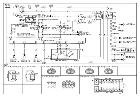 87 ford f 250 headlight wiring diagram get free image