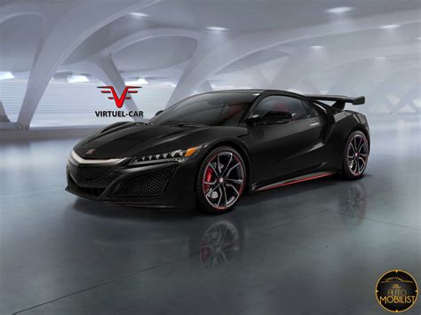 nissan acura what about this new acura honda nsx type r render