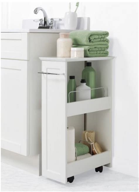 Narrow Cart On Wheels Perfect For Craft Rooms Between Laundry Room Storage Cart