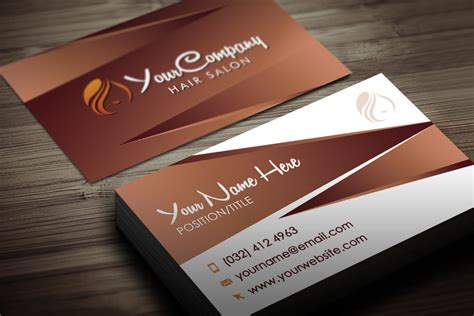 business cards templates for hairstylist unique stylist business cards choice image card design