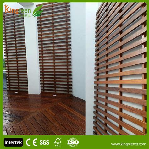 plastic exterior wall decorative panel resistant wood