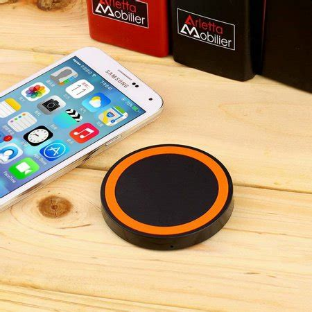 wireless charger pad compatible iphone xs max iphone xs