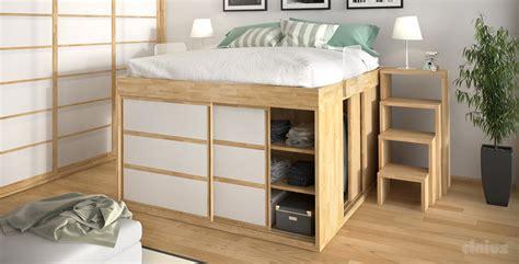 con letto a soppalco il letto con soppalco soluzione salvaspazio unadonna