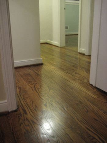 Polyurethane Hardwood Floors by What To Expect When You Refinish Your Wood Floors