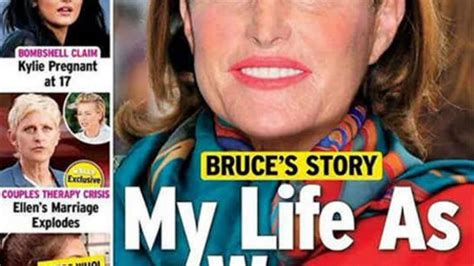 bruce jenner says hes transitioning to a woman the new bruce jenner will address his transition to female on