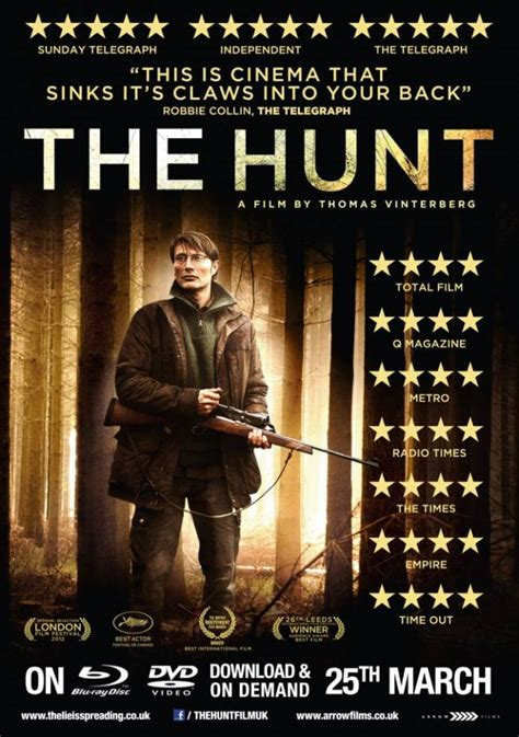 the hunts the hunt trailer images and poster