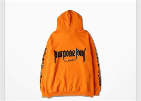 justin bieber purpose tour 2016 staff alchemist exclusive