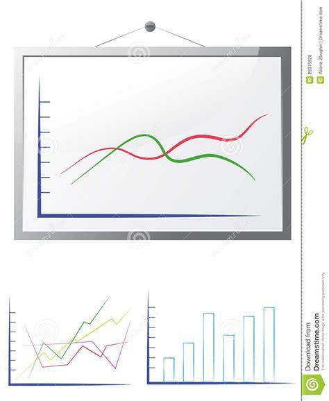 whiteboard math stock photos whiteboard whiteboard with graphs royalty free stock photos image 26076828