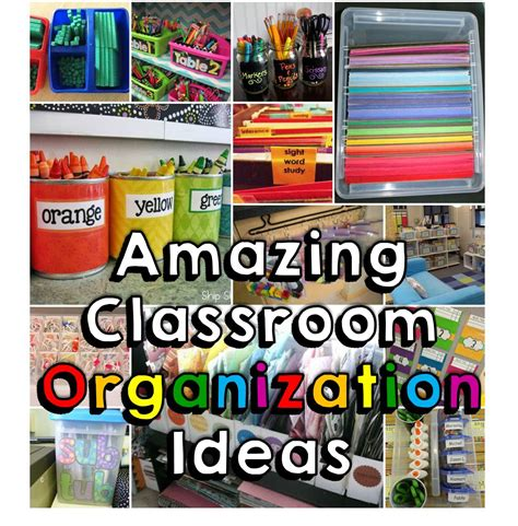 Help Me Decorate My Home by 18 Amazing Classroom Organization Tips Amp Tricks Happy