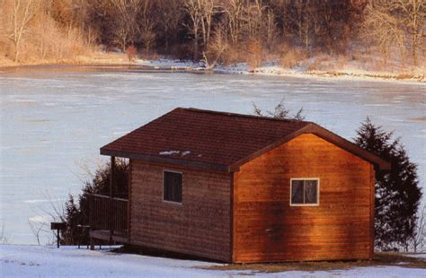 Recreation Area Cabins by Blackhawk Lake Photo Gallery