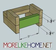 Where Can I Sell My Lowe S Gift Card - more like home day 27 build a simple step stool wood crafts pinterest wooden