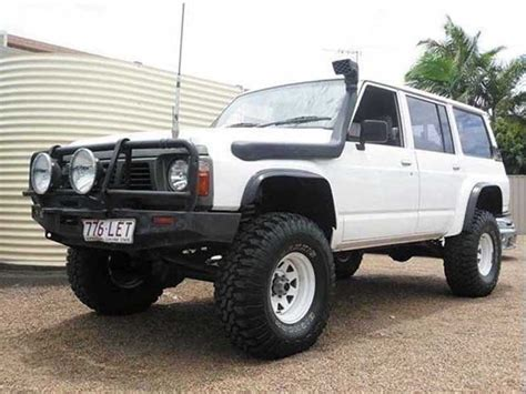 nissan patrol 1990 off road china off road snorkel for nissan patrol gq y60 photos