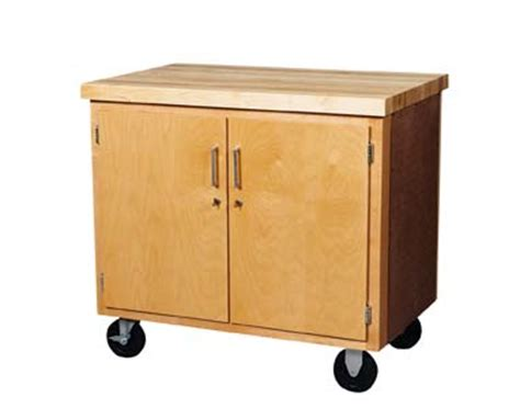 Mobile Storage Cabinet With Doors Mobile Storage Cabinet 2 Doors