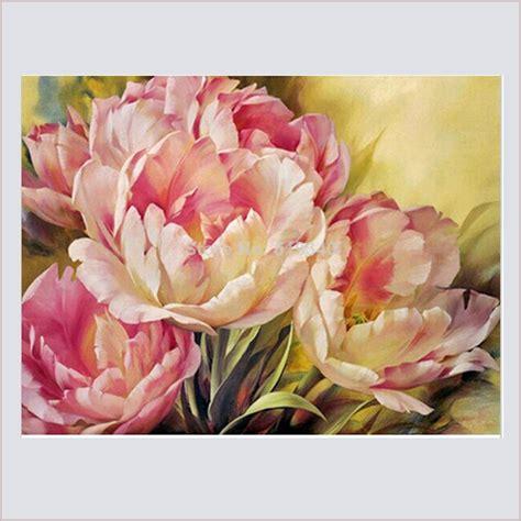 wallpaper bunga peony lukisan peony promotion shop for promotional lukisan peony