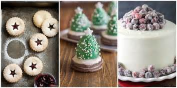 Christmas Desserts by 30 Easy Christmas Dessert Recipes Cute Ideas For