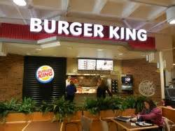 burger king dining room hours student union restaurant operations