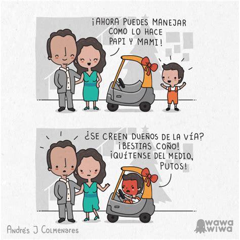 imagenes humor grosero como mami y papi padres groseros hijos groseros