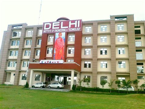 Mba Delhi College Of Engineering by Delhi Institute Of Engineering And Technology