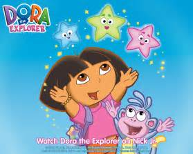 american cartoons dora explorer