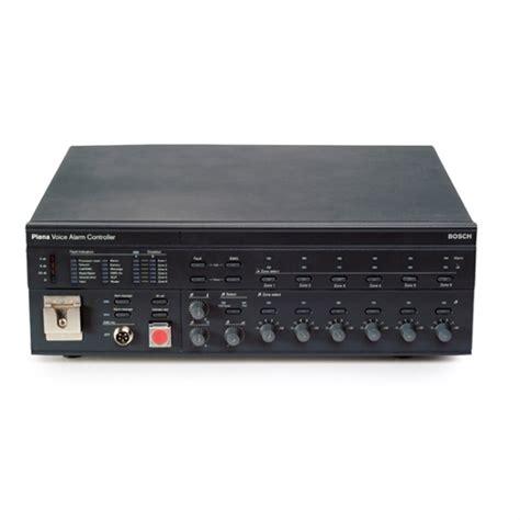 Mixer Audio Bosch bosch voice alarm 6 zone lifier