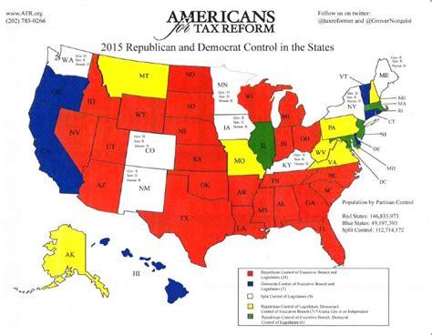 map us democratic vs republican map republican vs democrat in the states