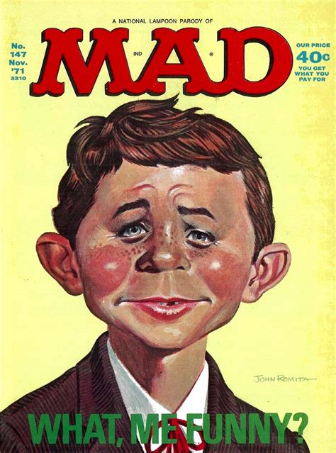 mad magazine essays what me funny the national loon mad parody