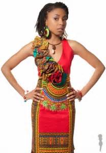 kitenge dress design the click styles