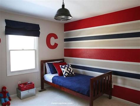 boys bedroom paint ideas stripes paint color schemes for boys bedroom yellow and white