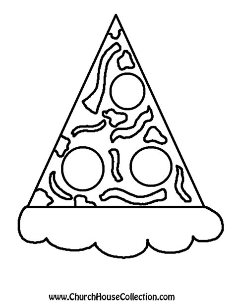 pizza template free church house collection no matter how you slice it