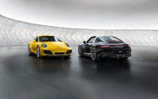 Porsche 911 Pictures New Porsche 911 Range Launch Confirmed