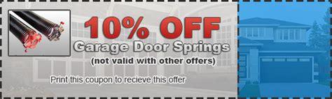 Overhead Door Coupons Coupon Garage Door Repair Redmond
