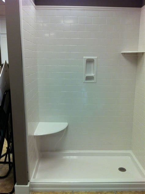 Bathroom Shower Pan 20 Best Images About Master Bathroom On Pinterest Shower Doors Shower Pan Installation And