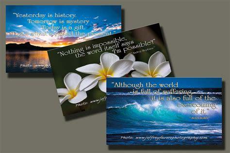 Gift Card Zen Contact - inspirational zen cards jeffrey favero fine art photography