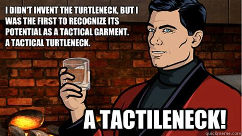 Turtleneck Meme - i didn t invent the turtleneck but i was the first to