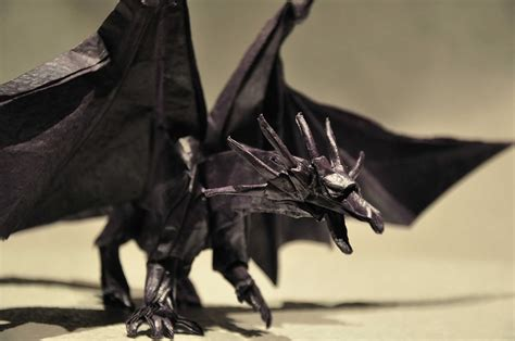 Ancient Origami - 23 quot clawsome quot origami dragons and wyverns origami me