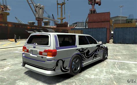 Nissan Stagea R35 by Nissan Stagea R34 Gt R для Gta 4