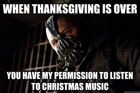 Thanksgiving Memes Tumblr - after thanksgiving is over you have my permission to