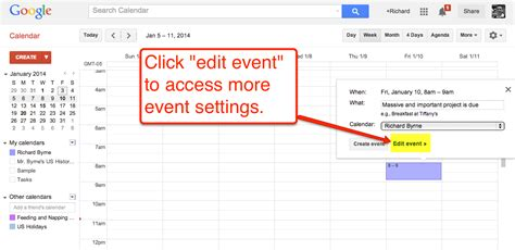 Calendar Event Reminder How To Create Calendar Event Reminders Tech