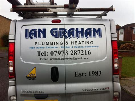 about us ian graham plumbing heating